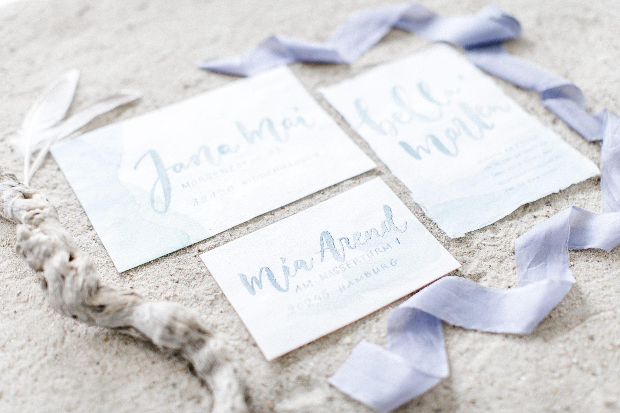 wedding invitations fine art