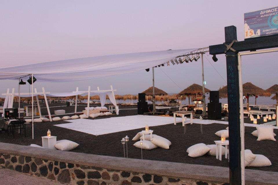 beach bar wedding, bar wedding, wedding reception