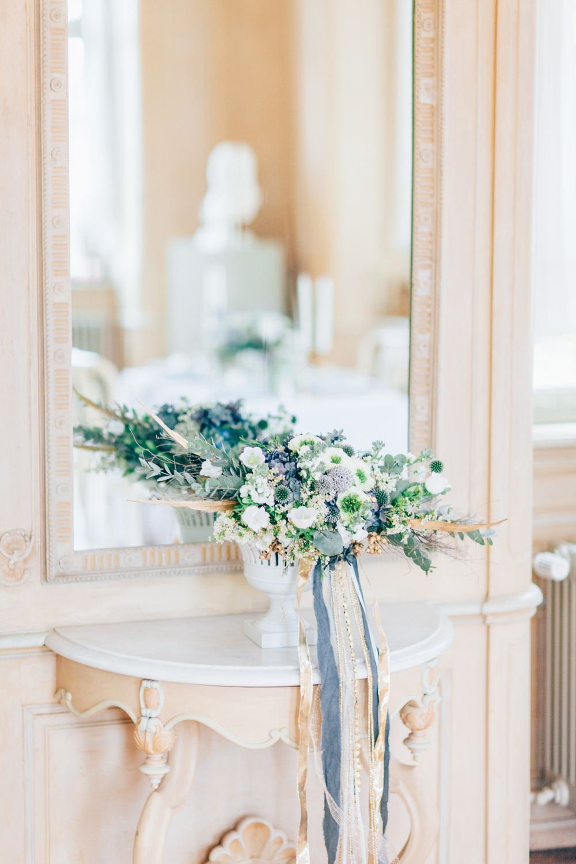 bridal bouquet, blue wedding flowers, blue wedding, bridal bouquet