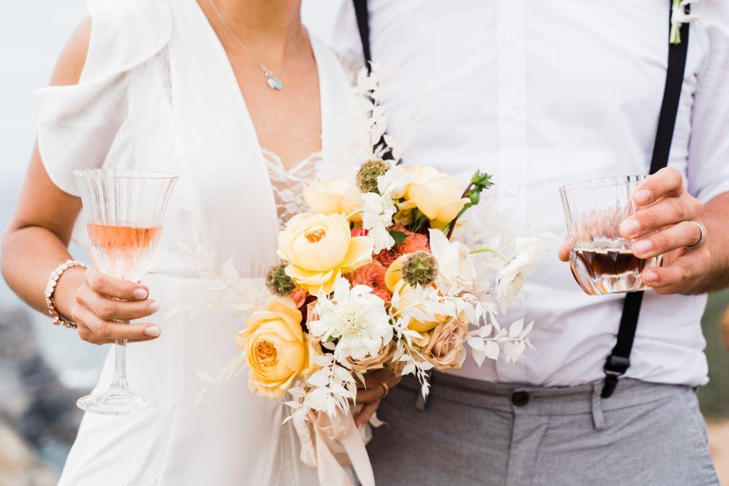 wedding flowers, bridal bouquet, wedding reception, portugal wedding