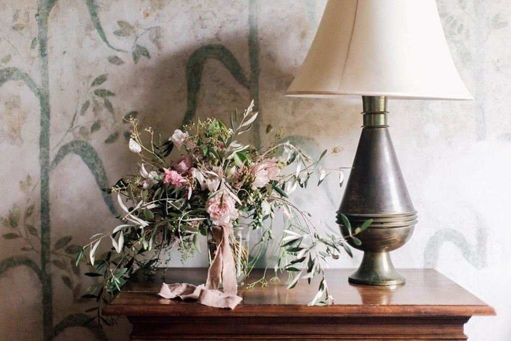 Villa Catureglio Tuscany Wedding Details 2