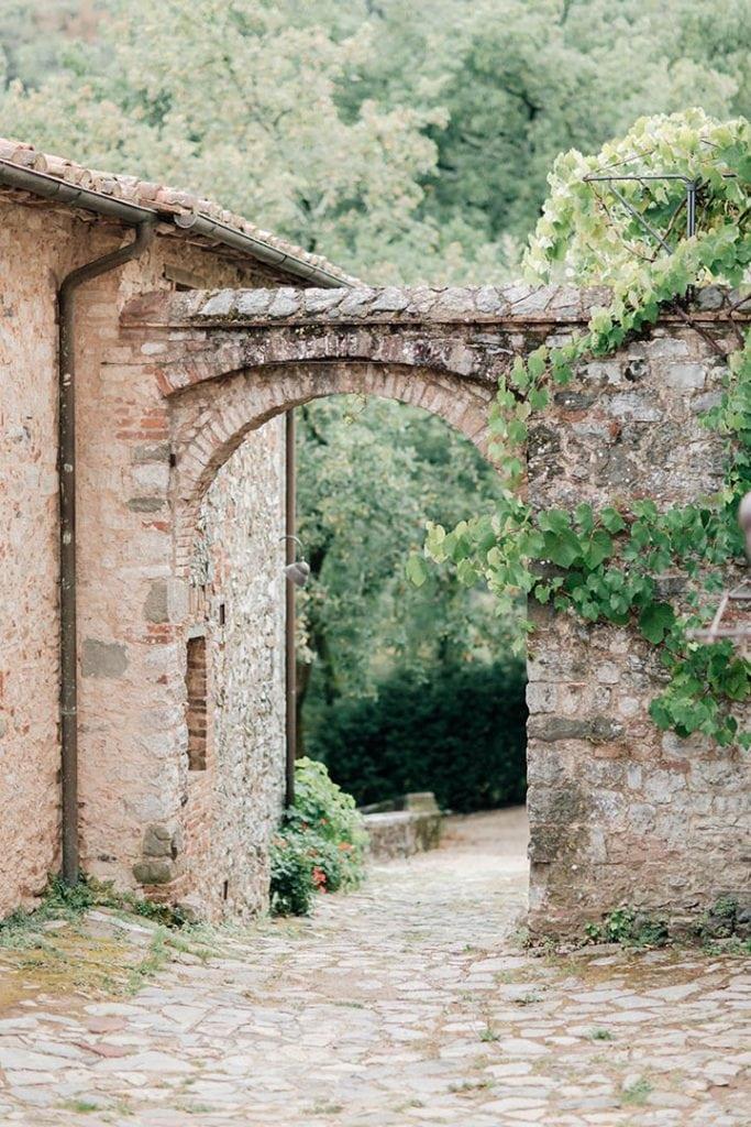 Villa Catureglio Tuscany Wedding Venue
