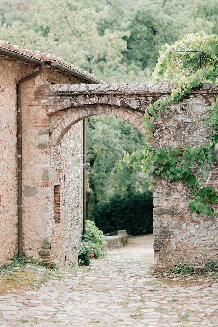 Villa Catureglio Tuscany Wedding Venue