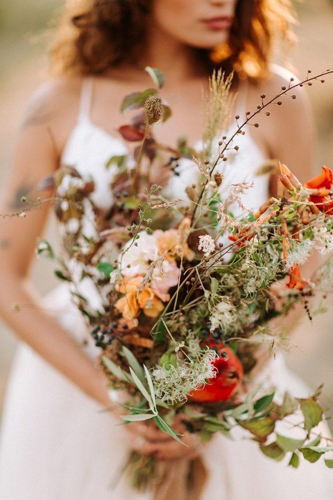 toskana wedding hochzeit bridal boquet