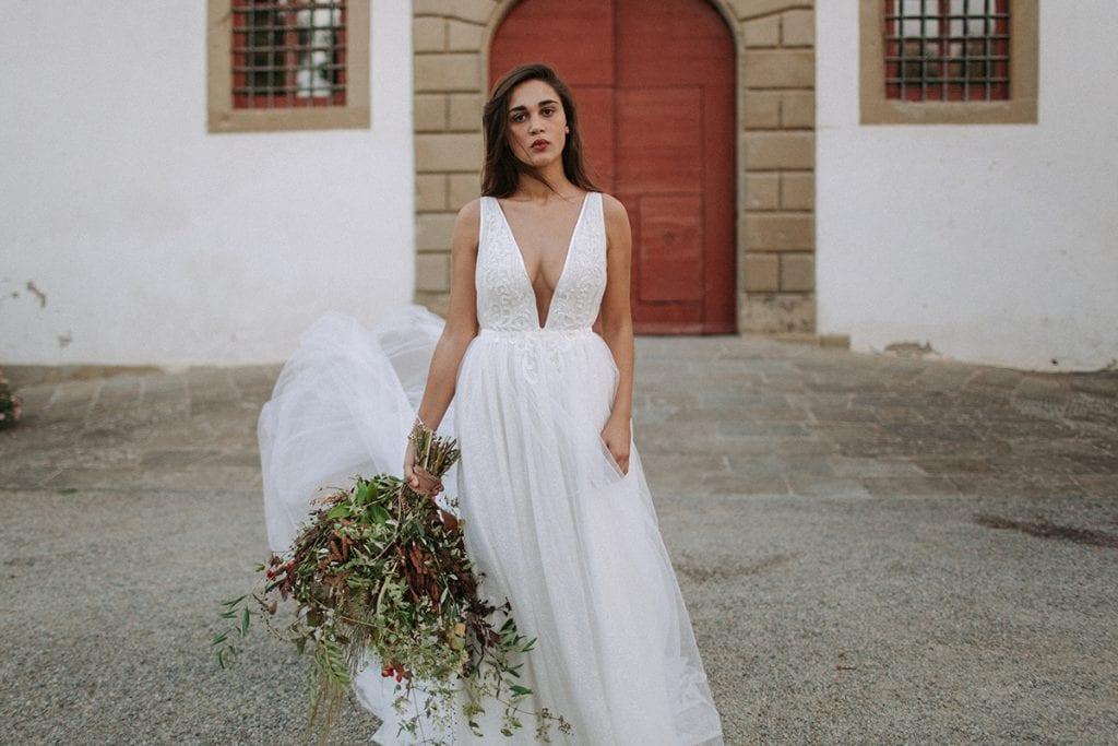 Toskana bride floral bouquet