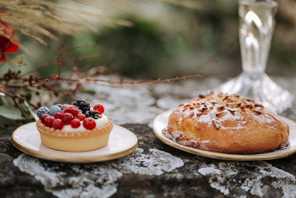 2 brides toskana wedding desserts