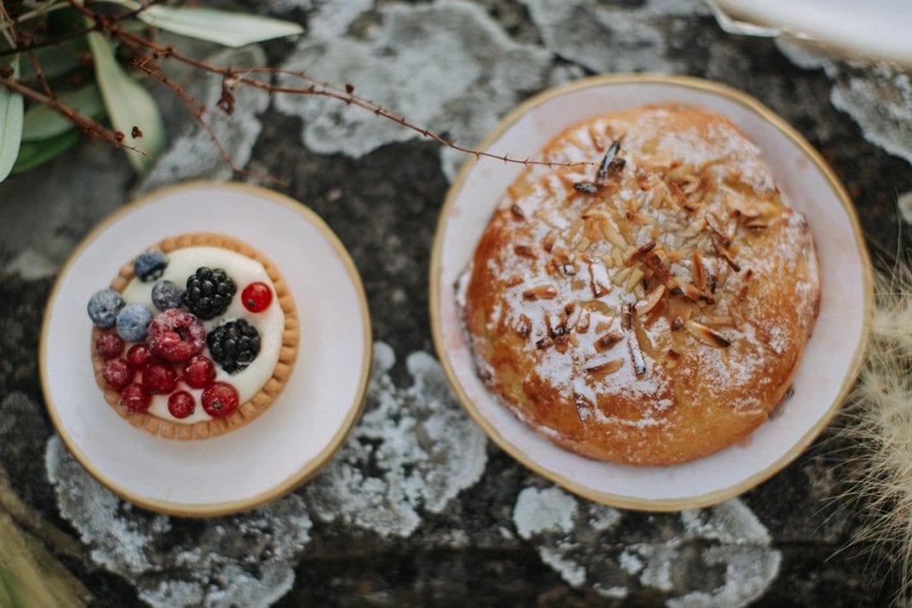 Toskana wedding sweet table