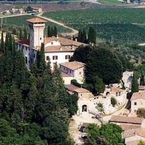 tuscany wedding location castello