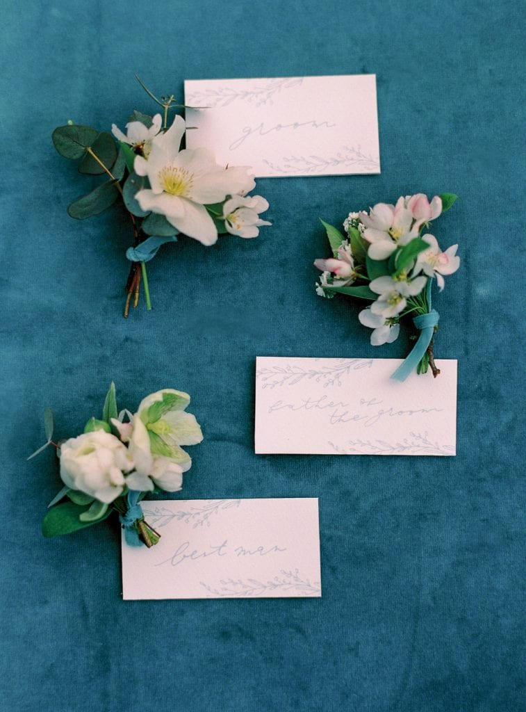 dusty blue color palette for a velvet themed wedding wedding castle in germany getting married in germany wedding venue germany