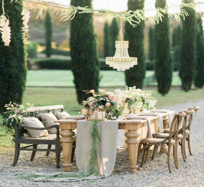 Villa La Selva Tuscany Wedding