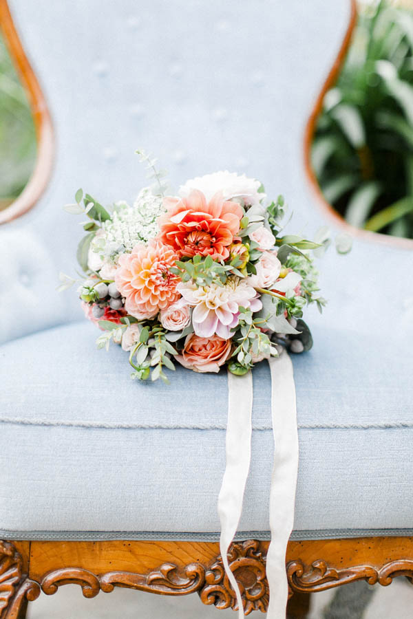 wedding inspiration coral