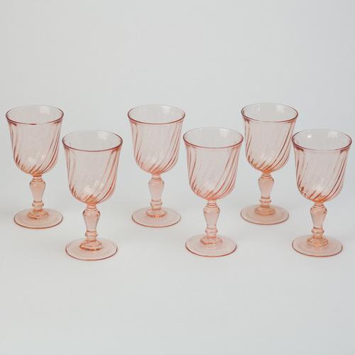 wineglass, vintage wineglass