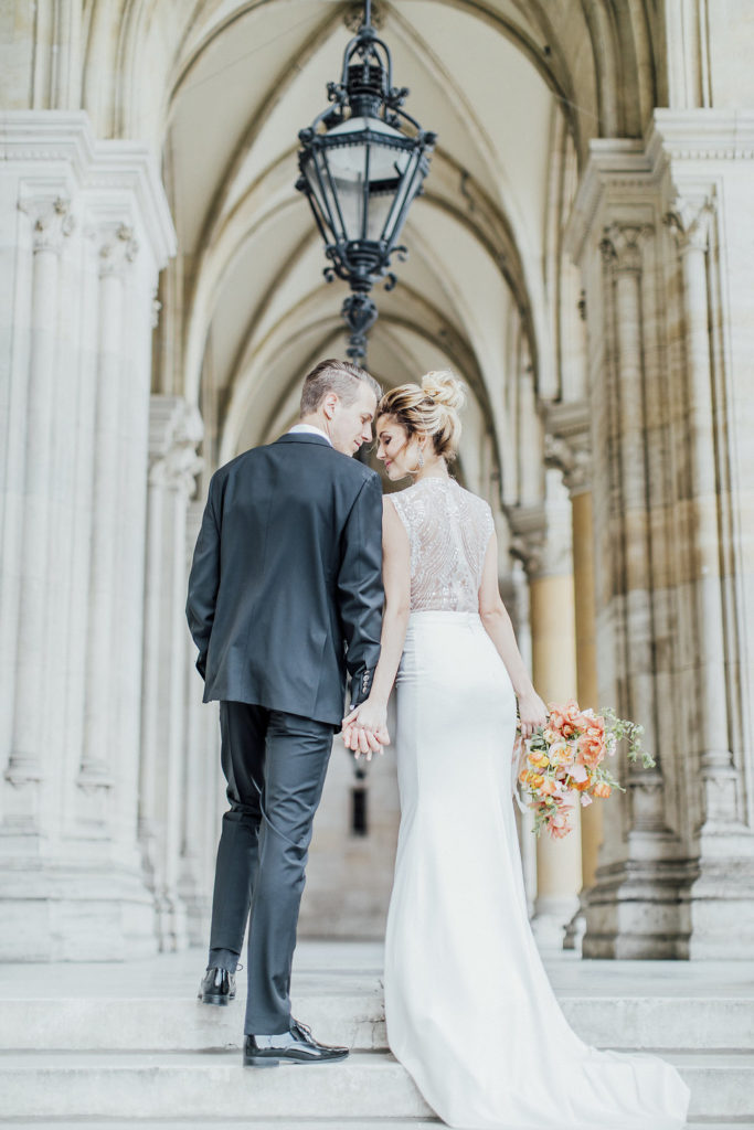 bride and groom, weddingday, spring wedding
