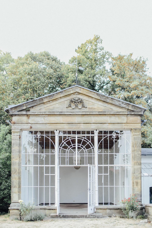 wedding venue, greenhouse wedding