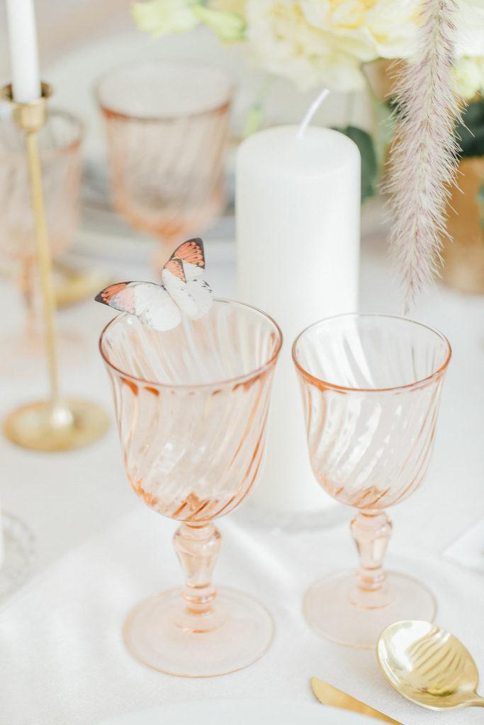 wedding table decoration, spring wedding, summer wedding, butterfly wedding