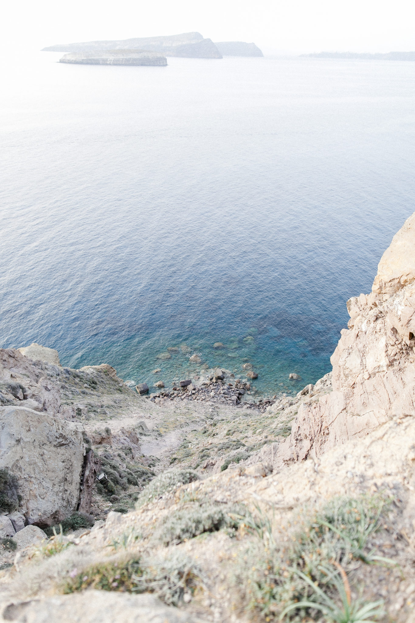 landscape, santorini wedding