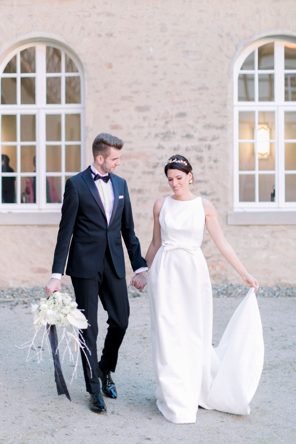 kloster-woeltingerode-black-white-wedding-3