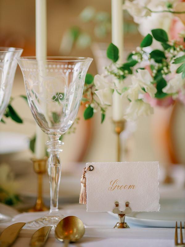 wedding details, wedding calligraphy